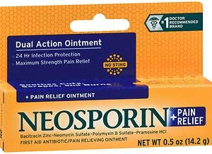 Neosporin Ointment | Over-the-Counter | Shop SpotRx